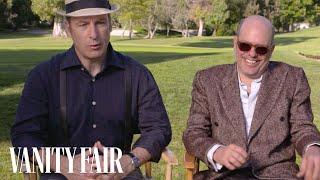 "David Cross on Bob Odenkirk: ""Someday I"