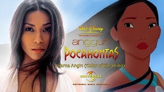 Anggun - Warna Angin (Color Of The Wind OST.  Pocahontas)