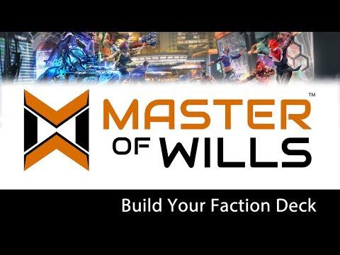 Building your Faction Deck