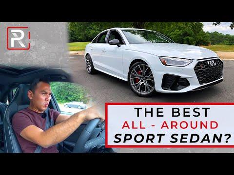 The 2020 Audi S4 is a Near Perfect AWD Luxury Sport Sedan