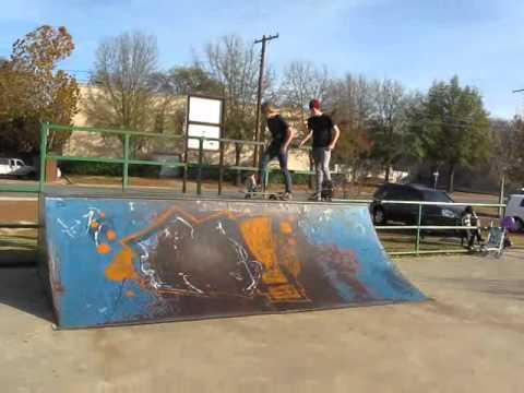 Paris Tx Skatepark