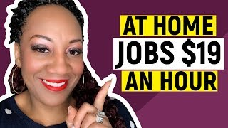 🔥🔥3 Websites With Hundreds Of Work From Home Jobs