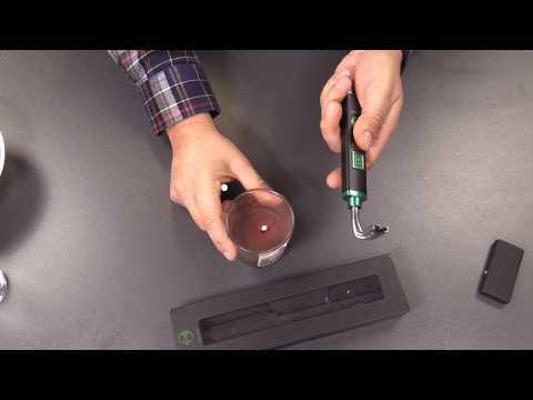 Lichtbogen Feuerzeug als Stabfeuerzeug - Blusmart USB Feuerzeug