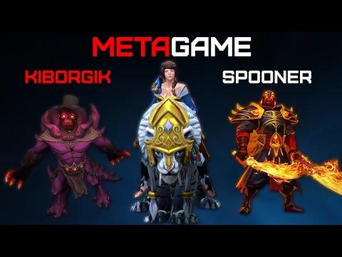 Вспотевшее трио - MetaGame,Kiborgik,Spooner