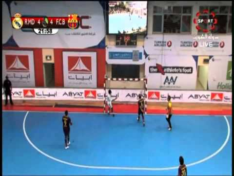 Preview video Futsal 2013: Barcelona vs Real Madrid