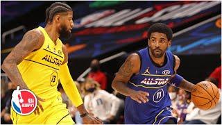 2021 NBA All- ကြယ်ပွင့်ဂိမ်းအထူးများ   Team Durant vs. Team LeBron