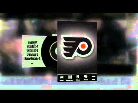 Video of Philadelphia Flyers Fan App