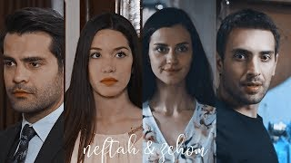 ↬ Nefes & Tahir - Zehra & Ömer • Zaafımsın •