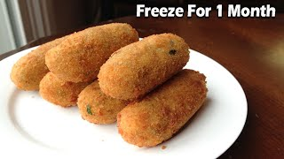 Chicken Potato Macaroni Rolls Ramzan Special Iftar Special Lunch Box Recipe by (HUMA IN THE KITCHEN)
