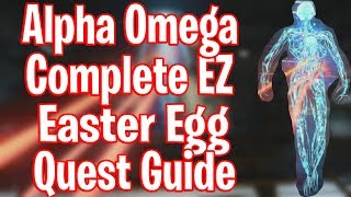 black ops 4 alpha omega easter egg tutorial - Thủ thuật máy