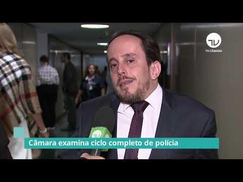 Câmara analisa ciclo completo de polícia - 12/02/20