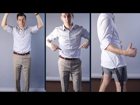 How To Keep Your Shirt Tucked In (3 Different Methods You Can Try) Mp3