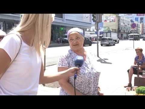 Курские пенсионеры вынуждены торговать на стихийных рынках