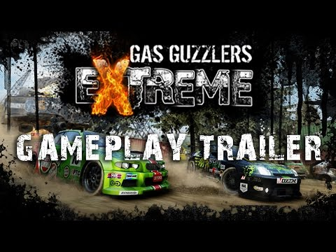 Gas Guzzlers Extreme - Gameplay Trailer thumbnail