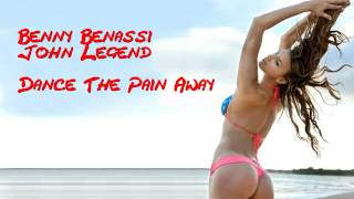 Benny Benassi & John Legend - Dance The Pain Away (Original Mix)