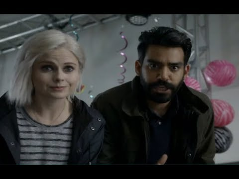 "iZombie 5X05 ""Death Moves Pretty Fast"" Preview (with slo-mo)"