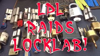 (1311) LockPickingLawyer Raids LockLab