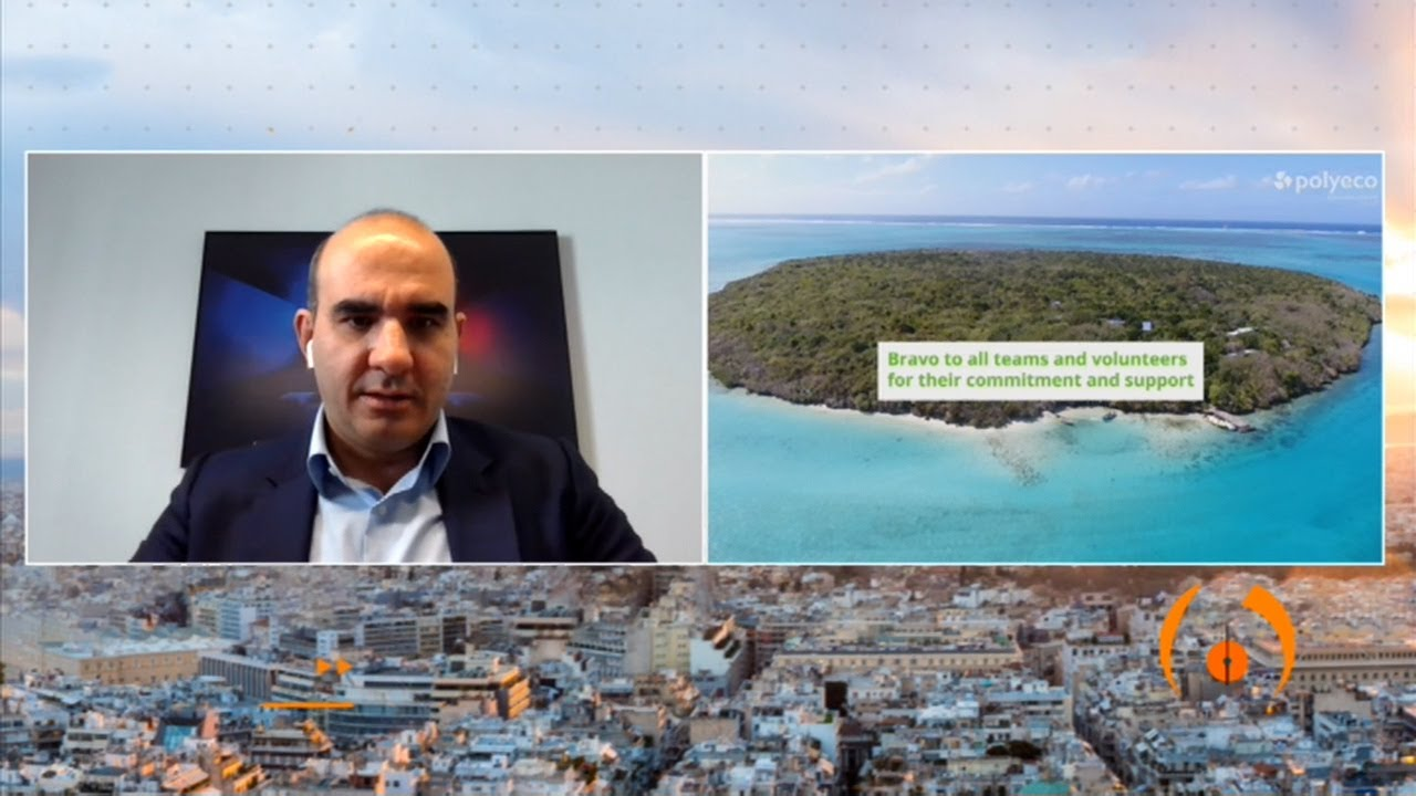Ελληνική εταιρείας αντιμετώπισε τη μεγαλύτερη οικολογική καταστροφή στο Μαυρίκιο ΕΡΤ 05/02/2021