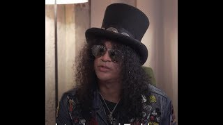 Guns N Roses Slash Talks About Kids Who Wear Band Shirts For Fashion (Hipsters)