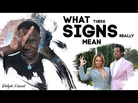 10 Secret Symbols and Hands Signs & Their Hidden Meanings | This Will BLOW YOUR MIND | Ralph Smart