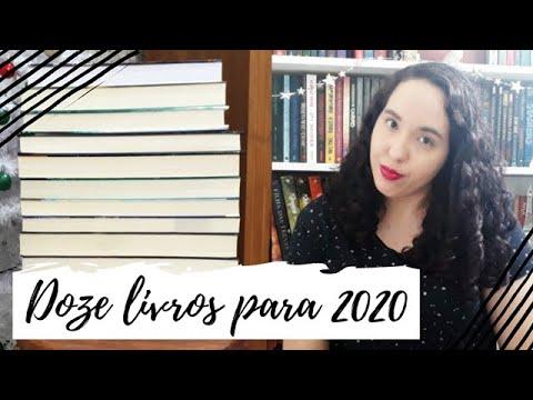 Doze livros para 2020 | Um Livro e Só