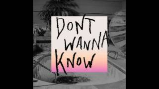 Maroon 5 | Don't Wanna Know (No Rap)