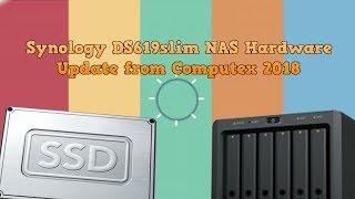 Buy Synology DS619slim DiskStation NAS 6-Bay 2 5