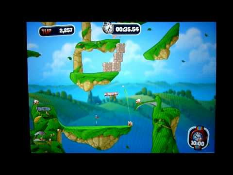 worms crazy golf iphone download