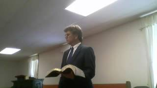 """Spiritual Warfare - Prince of this World - John 12:31:14:30; 16:11'' - 1/8/17"