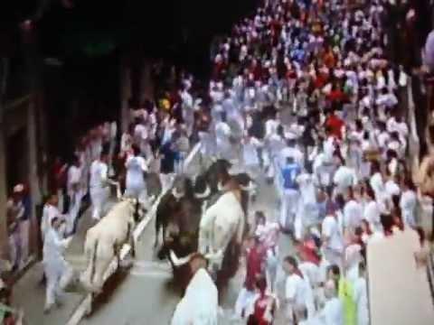 Bull Run 13.07.2013 { Pamplona } 7