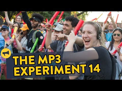 Epic Ping Pong Battle: The Mp3 Experiment Fourteen