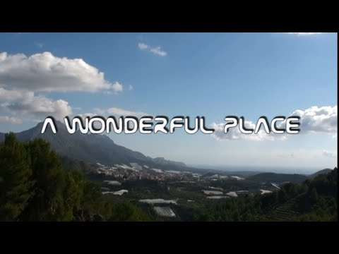 A Wonderful Place by Torben Thoger. Relaxation music.