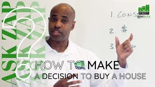 How to Buy a House? First Steps! Ask Zap Martin
