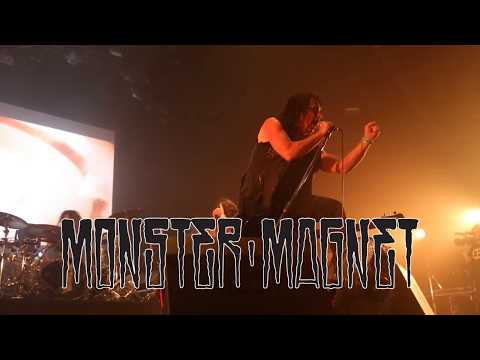 "MONSTER MAGNET ""Tractor"" - live Hellfest 2017 [Desert-Rock.com]"
