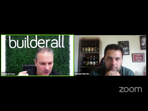 Builderall Business owners meeting