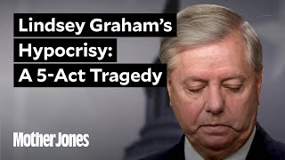 Lindsey Graham's Hypocrisy: A 5-Act Tragedy thumbnail
