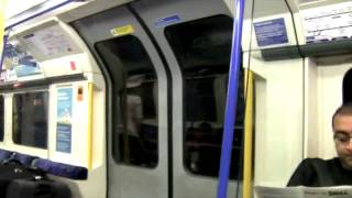 preview picture of video 'Piccadilly line - Heathrow Terminals 1,2&3 to Hatton Cross'