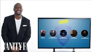 Terry Crews Recaps Brooklyn Nine-Nine's 5 Seasons in 7 Minutes | Vanity Fair - Video Youtube