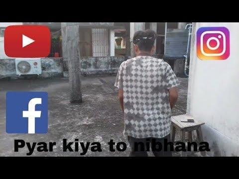 Pyar kiya to nibhana |Major Saab | Old School Choreography