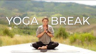 Yoga Break with Laura Brown