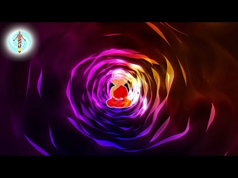 Full Restore All 7 Chakras ▷ 10000Hz Light Vibration Frequency ⟫⟫⟫ Shamanic Energy Healing Drums