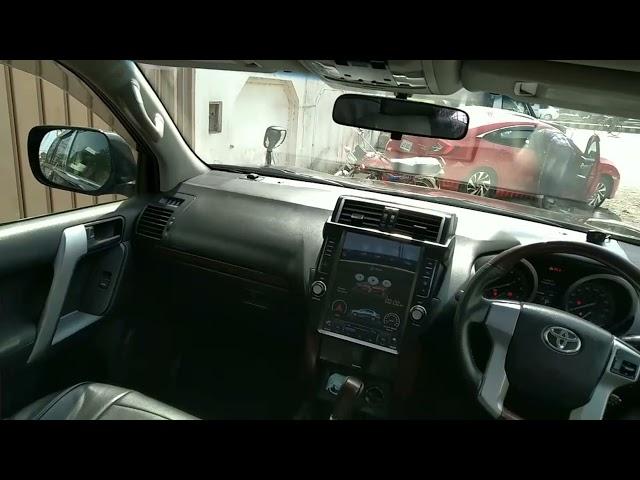 ٹویوٹا پراڈو TX 2.7 2013 Video