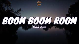 Roddy Ricch - Boom Boom Room (Lyrics) - YouTube