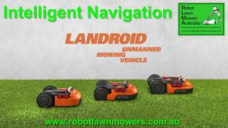 Worx Landroid – Intelligent Navigation