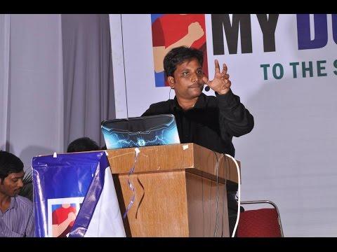 EarnMoneyOnline | Sai Satish | TELUGU IMPACT Khammam 2014