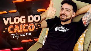 INVADIMOS O TAGIMA DREAM TEAM (Parte 1)   Vlog do Caico Ep. 1