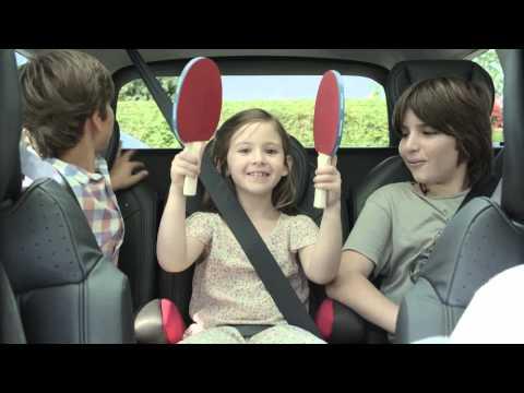 Citroen C4 Grand Picasso Минивен класса M - рекламное видео 1