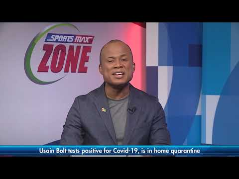 """Jamaica's Health Minister: 'Usain bolt tested positive for COVID-19"""" 