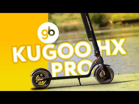 Электросамокат Kugoo HX PRO Gray