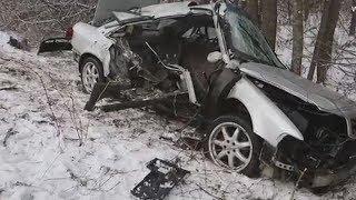 ДТП 2018. Подборка аварий. ДТП на Видеорегистратор. ДТП за сегодня. Попали в аварию.